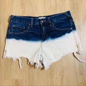 🎉5 for $25🎉 Free People Denim Shorts